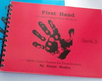 1991 First Hand Teaching Book Set
