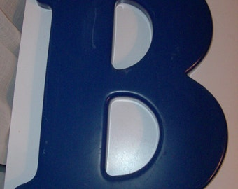 B Architecural Salvage Sign Letter (Code b)