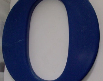 O Architecural Salvage Sign Letter (Code b)