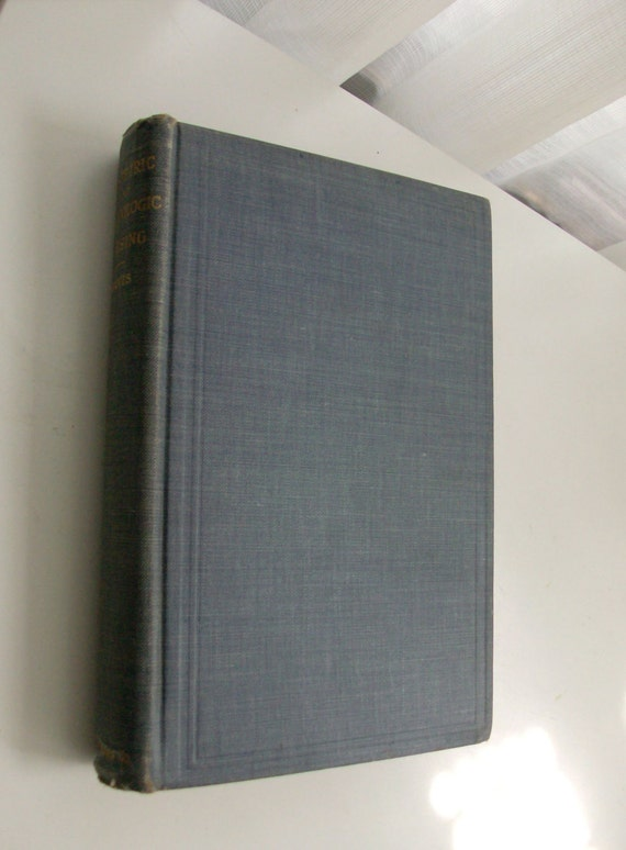 1906 Obstetric and Gynecologic Nursing Antique Text Book