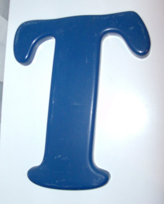 T Architecural Salvage Sign Letter (Code b)
