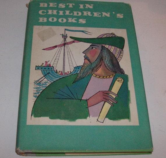 1960 Best In Children's Books