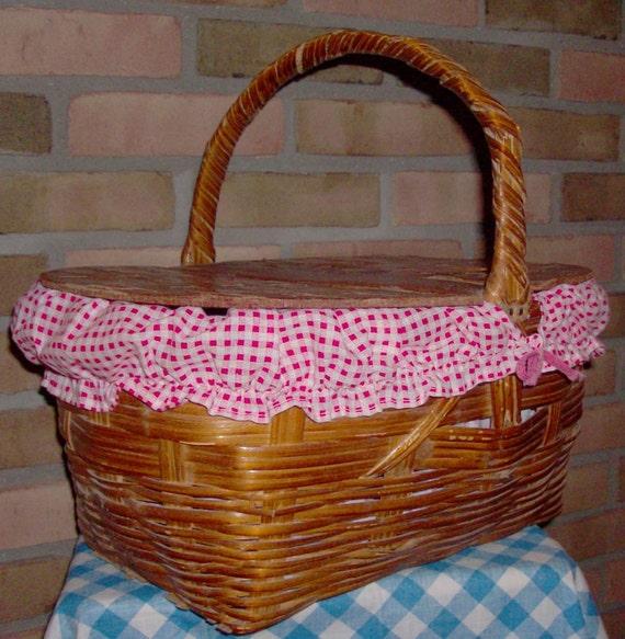 Let's Go On A Picnic Basket