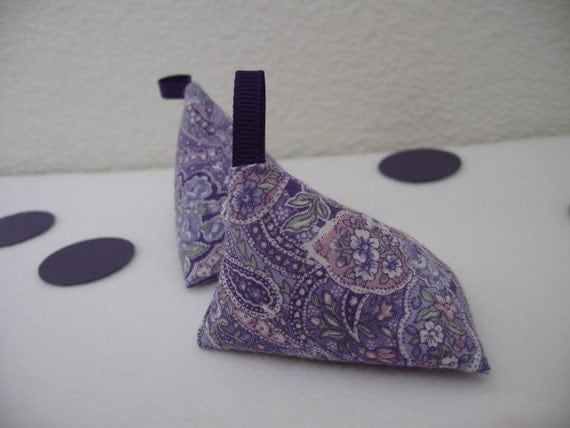 Sachets- Natural Moth Repellent Sachets- Lavender and herbs that repell moths-