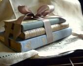 so sweet lavender book stack