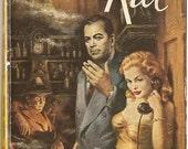 Dressed to Kill- Vintage Pulp Novel