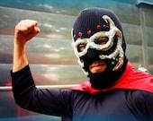 Mexican Wrestler Mask Kit