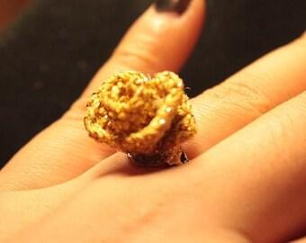 Rose Ring Brown