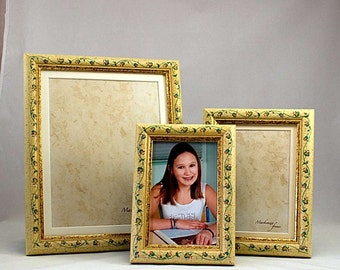 4x6 Flowery Frame