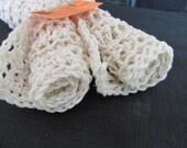 Peroxide White Organic Hemp Washcloths