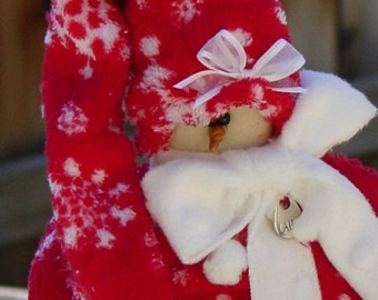 PATTERN..................................Denna the snowman 142E