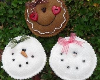 MINI PATTERN. . . . . . . . . . . . . . . . . . .Yummy Cookies  196E