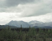 "Southwestern Yukon Territory 12x12"" Print"
