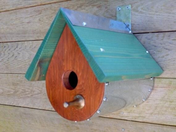 Teardrop Birdhouse