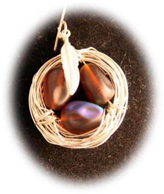 Purple Bird's Nest