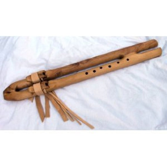 Key of Gm-DRONE FLUTE-Myrtlewood and Birch-Pentatonic Modes 1 and 4