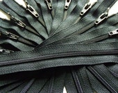 SALE Wholesale Ykk Zippers 100 Black 10 Inch Color 580