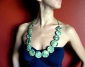 Plants (long necklace)