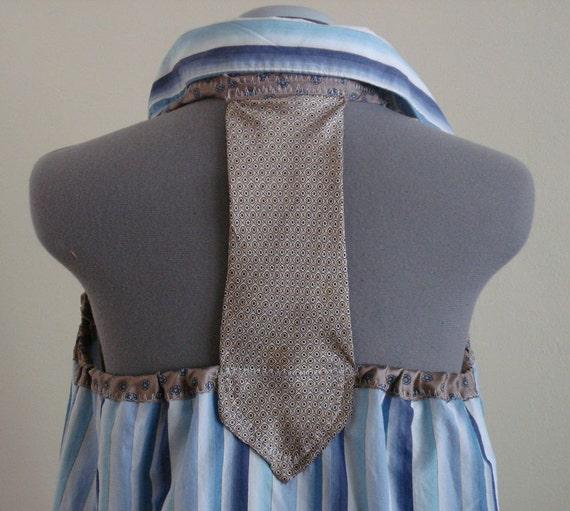 Dress Shirt Dress ON SALE