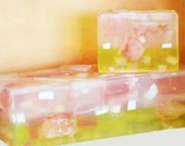 Blossom - Glycerin soap with added shea butter and goat milk