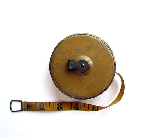 Vintage Cloth Tape Measure