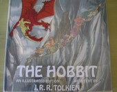 Reserved - 1977 The Hobbit An Illustrated Edition Rankin Bass