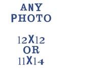 11x14 or 12x12 fine art photograph - your choice / customize your print
