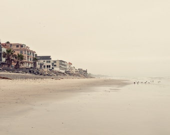 beach photography / coast, california, beach house, desaturated, earth tones, serene, zen, nature photography / day at the beach