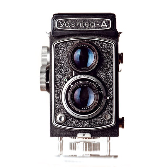 Items similar to yashica vintage camera photography ...