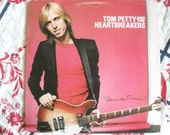 Tom Petty - Damn the Torpedoes - 33 RPM Record