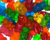 5 Girls/Boys GUMMY BEAR Kids Soap Birthday Party Favors Gummi Bear Scented