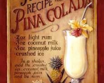 2 oz PINA COLADA Candle Soap Fragrance Oil Premium Grade