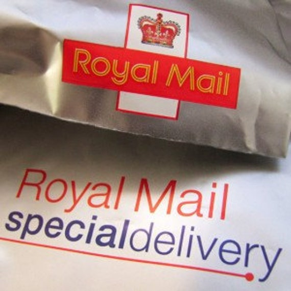 Royal Mail Special Delivery  - UK Postage Upgrade