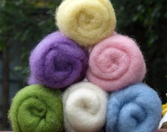 Dream Felt Premium Wool Batting PASTEL Collections