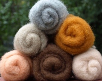 Dream Felt Premium Wool Batting NATURAL Collections