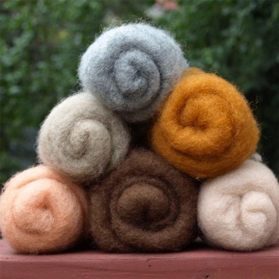 Dream Felt Premium Wool Batting NATURAL Collections