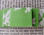 S-M-L Vintage Fabric Magnetic Bookmark set