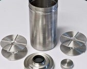 Stainless Steel Film Developing Tank or Cocktail Shaker