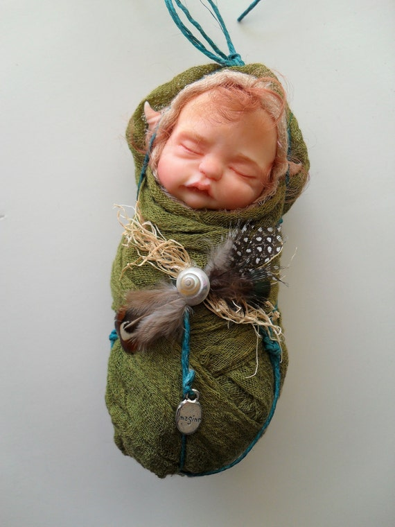 OOAK Nature Fairy Babies for TRICIA