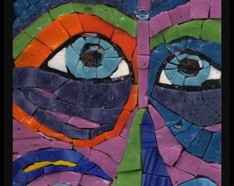Goofy - Mosaic Fantasy Face No. 6
