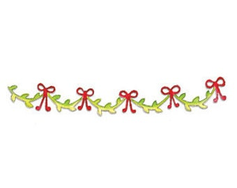 Sizzix Sizzlits Decorative Strip Die - Garland & Vine
