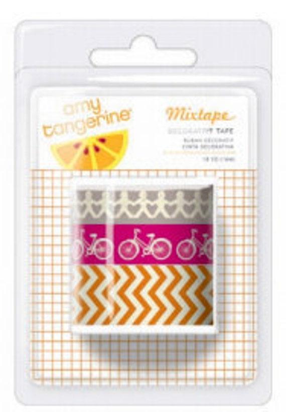 Amy Tangerine - Mixtape 2 - American Crafts
