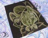 Postcard Cthulhu II