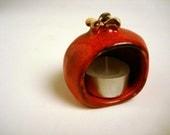 pomegranate tealight