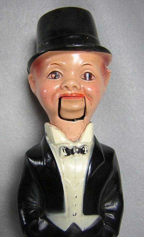 Antique Charlie Mccarthy Ventriloquist Doll