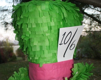 Piñata , Top Hat Piñata, children's piñata, party game,