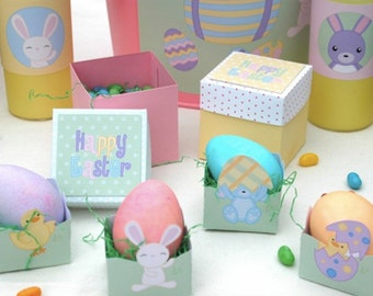 Easter Party Printable