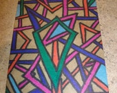 The Diamond ACEO by Elif