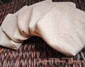 CUSTOM LISTING for MONTANASHRADER - Reusable  Eco Friendly Natural Snack Packs
