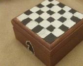 Chess Treasure Box